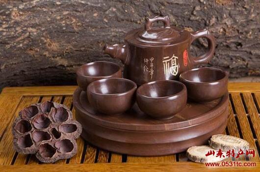 木鱼石茶具专卖店图片
